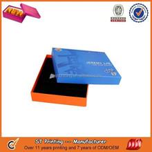 China perfume samples packaging supplier