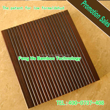 factory price bamboo plywood outdoor flooring