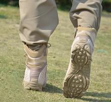 2015loveslfสไตล์ใหม่ที่มีคุณภาพสูงบุรุษคอมมานโดตำรวจรองเท้ารองเท้าทหารอำพราง