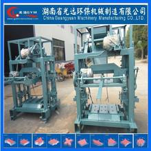 Lightweight Aerated Concrete colorful brick molding machine