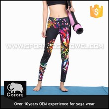 High quality OEM manufacturer fitness yoga wears top