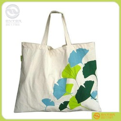 Tote bag cotton/nature color cotton Tote shopping bag /cavas Tote shopping bag