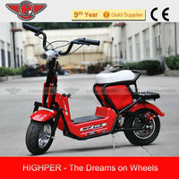 2013 new model Kids Rechargeable Mtorcycle 24v 350w (HP108E-C)