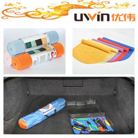 PVC foam car trunk and dashboard plastic anti-slip mat