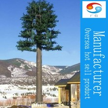 Hot Sale Camouflaged Pine Tree Cell Phone Telecommunication Tower
