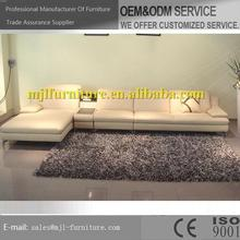 Fashionable new coming popular design leather sofa