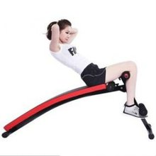 TOP quality sit up bench .fitness exercise bench.