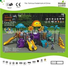 SUNNY animal LLDPE outdoor playground equipment