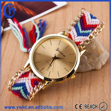 China Supplier 2015 New Fashion Vogue Ladies Watch