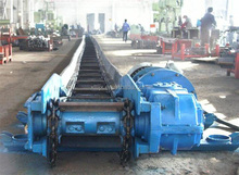 Circulating fluidized bed boiler Ash Drag Chain Conveyors by Tianlong from china
