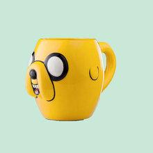 wholesale handmade ceramic 3D animal mug