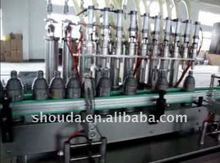 automatic bottle nutrition and syrup filling machine