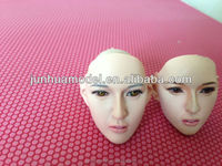 Rising 3D printing 1/6 military figure and action figure head parts modeling