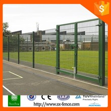 Metal modern gates design and fences