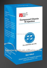 pigeon meidicine feed additives Compound Vitamin B Injection