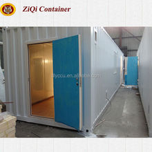 2015 new design Shipping container house /40ft container office
