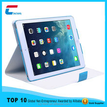 2015 wholesale PU cover for Ipad 360 degree rotating case supplier