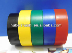 High Voltage PVC 0.13MM Electrical Insulation PVC Tape with High Quality