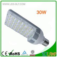 LOW Price 180 degree 30W E40/E27/E26 LED Street Bulb lamp light free sample available CE/RoHS