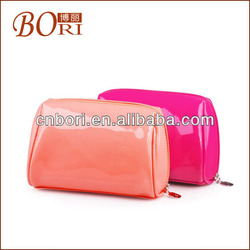 Fashion cosmetic bag bags trolley case suit case