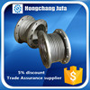 precision casting pipe fitting welding flange exhaust bellow compensator