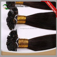 Hot selling High Quality 6A Grade 26inch cheap fusion hair extensions