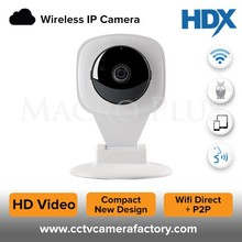 Wide Angle Motion Detection & Nightvision Indoor Home 1MP 2 Way Audio IP Camera with wifi