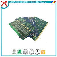 Multilayer pcb watch circuit board