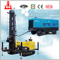 2015 best seller geothermal drilling drill rigs 300 meters deepth for municipal projects for sale