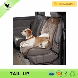 Quilted Pet Seat Cover Soft Feeling Universal Size Waterproof Hammock Pet Seat Cover