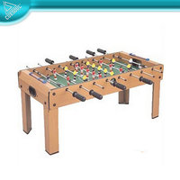 CUESOUL traditional MDF football Table for kids, football table for sale