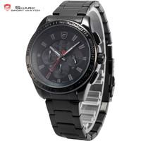 Japan Quartz Date Day 6 Hands Multifunction Timepiece Quartz Watches SH222