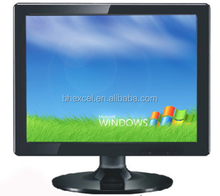 "Used 15"" lcd computer monitor with vga tft type"