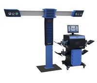 (WLD-AE310)3D wheel alignment system for car