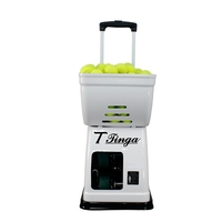 2015 T2 Tennis Ball Machine Customized Power Plug Tennis Ball Machine for Sales