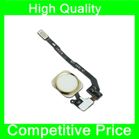 OEM Gold Home Button Flex Ribbon Cable Touch ID Sensor Assembly For iPhone 5S