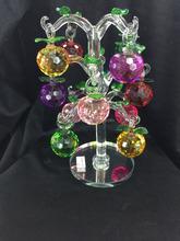 Crystal apple tree ,crystal decorative apple tree,Crystal apple tree for Christmas