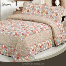 100% cotton queen size 3d bedding set kids