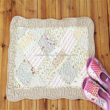 2015 Chinese new design home fashion floor mat