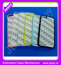 JESOY Hot Selling Sublimation Cases For iPhone, Cover Sublimation Blanks, Jual Case Sublimasi 2d