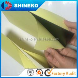 Self adhesive 1.5mm black pvc foam sheet\/photo album