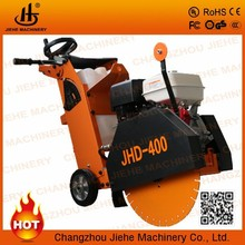 125-150mm cutting depth walk behind concrete saw cutting machine(JHD-400)