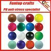 pu soft stress ball,magic stress ball,anti stress foam ball