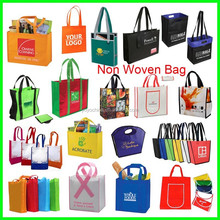 Hot Sales For Promotional PP Woven Bag/Non Woven Bag/Woven Bag
