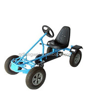 Heavy duty four wheel sand beach go pedal karts