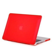 Rubber Hard Case for macbook 15.4 inch case