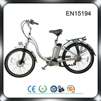 36v 10Ah lithium battery with good green electric chainless bike