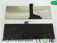 laptop parts computers keyboards for Toshiba Satellite L850 L870 C850 key board keyboard notebook US UK RU PO BR SP LA layout