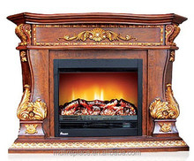 best sell electric fireplace with remote control