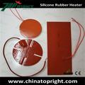 Modificado para requisitos particulares de caucho de silicona calentador del motor precalentador 110 V / 220 V